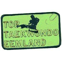 Logo Top Taekwondo Eemland